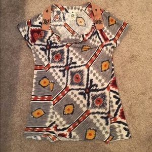 Anthropologie top small